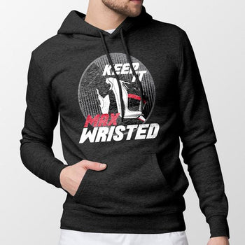 KEEP IT MAX WRISTED HOODIE - MaxWrist