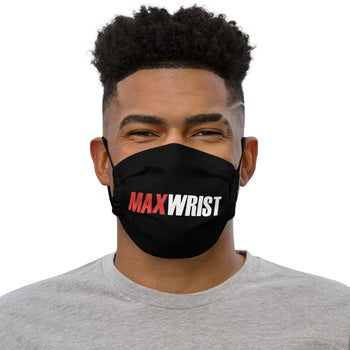 MAXWRIST Logo Face mask - NEW!