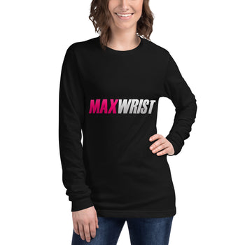 MW PINK💕 - FULL POWER Unisex Long Sleeve Tee