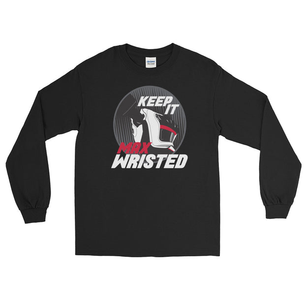 KEEP IT MAX WRISTED LONG SLEEVE - MaxWrist