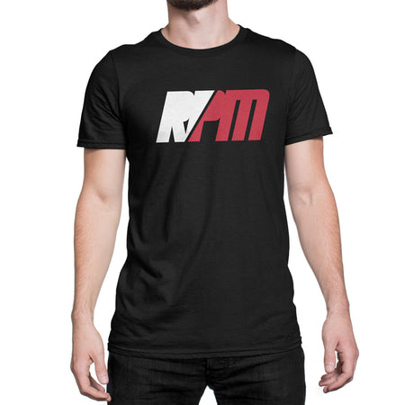 RPM BLACK SHIRT - MaxWrist
