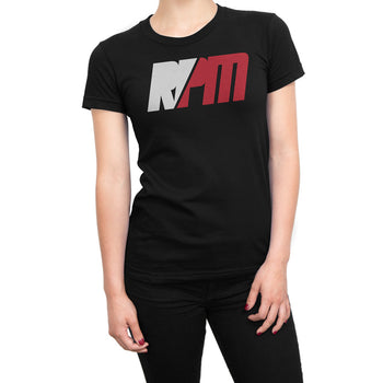 WOMENS RPM BLACK SHIRT - MaxWrist