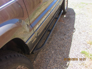 Jeep WJ Grand Cherokee Rocker Panel Protection
