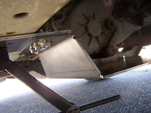 Jeep WJ Grand Cherokee Transfer Case Skid Plate
