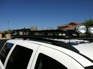 Jeep WJ Grand Cherokee Roof Rack 1999 - 2004