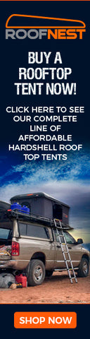RoofNest Roof Top Tent RTT