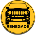 Jeep Renegade BU Icon