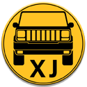 Jeep Cherokee XJ Icon
