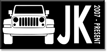 Jeep JK Wrangler Adjustable Front Track Bar JKS-121