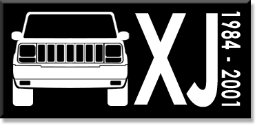 Jeep XJ Cherokee Death Wobble Cure KOR-9901-XJB