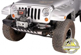 Jeep JK Wrangler Front Winch Bumpers - Medium JKML1102-P