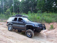 Jeep WJ Grand Cherokee Roof Rack KOR-4009
