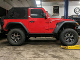 "IRO JL Jeep Wrangler 3"" Benchmark Series Lift Kit w/ Bilstein 5125 Shocks - KevinsOffroad.com / Overland-Ready.com"