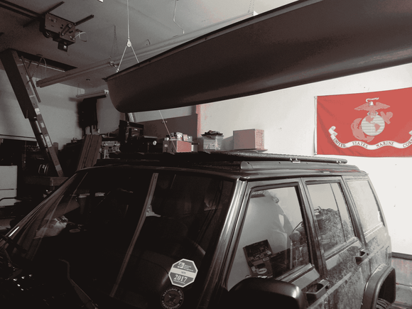 Jeep Cherokee XJ Platform Roof Rack - KevinsOffroad.com / Overland-Ready.com