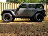"IRO JL Jeep Wrangler 3"" Benchmark Series Lift Kit w/ Bilstein 5125 ShocksSuspension & Steering - KevinsOffroad.com / Overland-Ready.com"