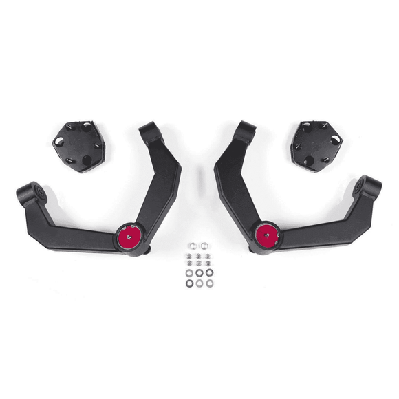 UCA Lift System for 12-17 Ram 1500 | 2-inch LiftSuspension & Steering - KevinsOffroad.com / Overland-Ready.com