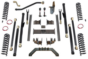 Clayton Off-Road Jeep ZJ Grand Cherokee Long Arm Lift Kit 1993-1998 - KevinsOffroad.com / Overland-Ready.com
