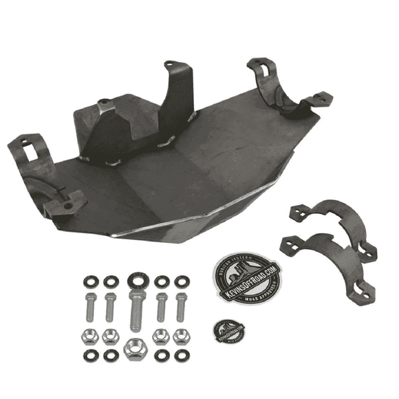 8.8 Skid Plate | Ford 8.8'' Differential and Pinion Skid Plate by KevinsOffroad - KevinsOffroad.com / Overland-Ready.com