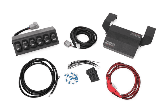 Multiple Light Controller By Rough Country (FREE SHIP TO LOWER 48) - KevinsOffroad.com / Overland-Ready.com
