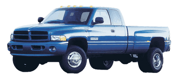 Dodge Ram '94-'02 Hard-KOR Death Wobble Package for 4.5