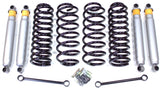 "IRO JL Jeep Wrangler 3"" Foundation Series Lift Kit w/ Bilstein 5125 Shocks - KevinsOffroad.com / Overland-Ready.com"