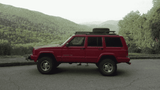 Jeep Cherokee Roof Rack | XJ Roof Rack - KevinsOffroad.com / Overland-Ready.com