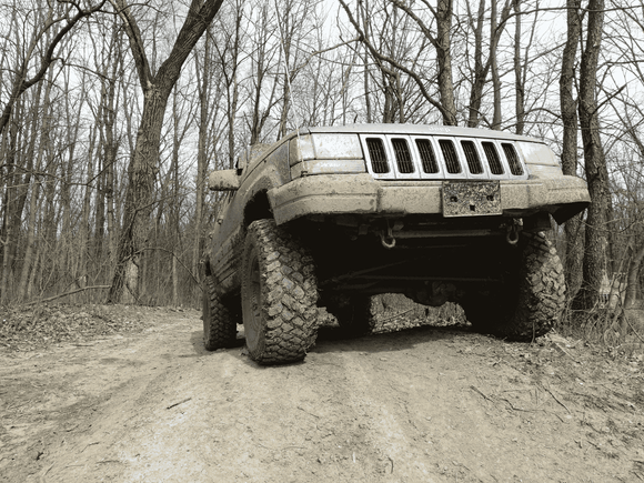 Radiator Support for ZJs 1993-1998 (FREE SHIPPING TO LOWER 48) - KevinsOffroad.com / Overland-Ready.com