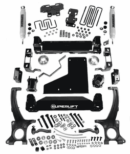 6 inches Lift Kit for 2007-2018 Toyota 4WD Tundra - SuperLift - KevinsOffroad.com / Overland-Ready.com