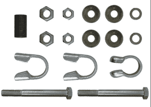 WJ Grand Cherokee Secondary Stabilizer Hardware Kit - KevinsOffroad.com / Overland-Ready.com