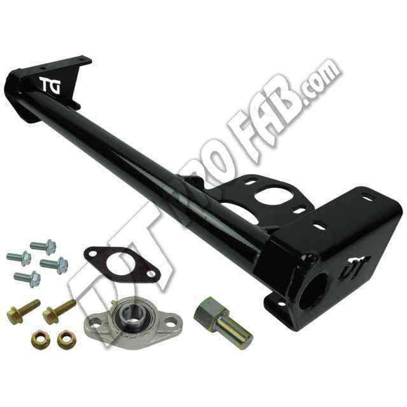 Dodge Ram 1500 2500 94-2002 Steering Box Brace (Lifted Trucks) - KevinsOffroad.com / Overland-Ready.com