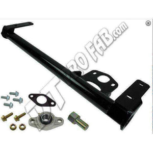 Dodge Ram 1500 2500 DTP-02-023-1 '94-'02 Steering Box Brace (Stock and Lifted) - KevinsOffroad.com / Overland-Ready.com