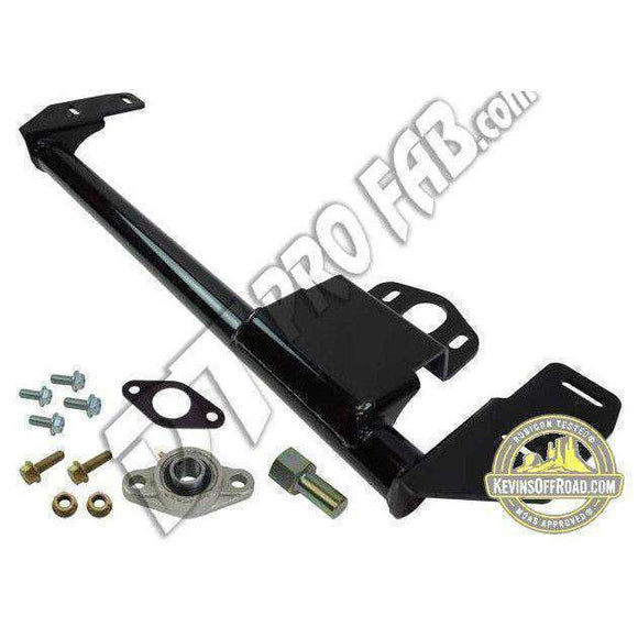 DTP-0202408 '03-'09 Steering Box Brace (Stock to 4
