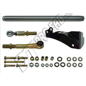 "DTP-2001-XHD Track Bar Upgrade Kit: '94-'02 models 0""-4"" LIFTSuspension & Steering - KevinsOffroad.com / Overland-Ready.com"
