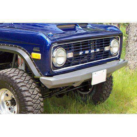 Early Bronco Front Bumper (Non-Winch) - KevinsOffroad.com / Overland-Ready.com