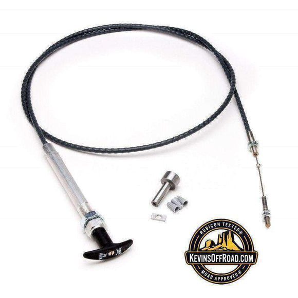 Electronic Swaybar Cable Conversion, 2007-2014 Wrangler JK Rubicon FREE SHIPPING - KevinsOffroad.com / Overland-Ready.com