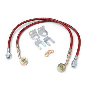 HD Extended Brake Line 1993-1998 Grand Cherokee ZJSuspension & Steering - KevinsOffroad.com / Overland-Ready.com