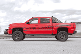 Rough Country EXO Winch Mount System | 07-18 Chevrolet Silverado w/ FREE 48-STATE ShippingBumpers Towing & Recovery - KevinsOffroad.com / Overland-Ready.com