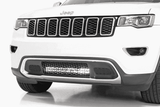 "WK2 Grand Cherokee 20"" Hidden LED Bumper Kit 