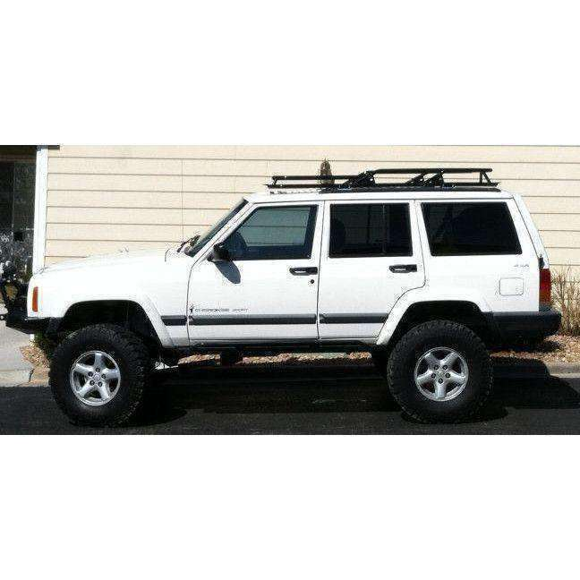 Jeep Cherokee Roof Rack Xj Roof Rack Kevinsoffroad Com