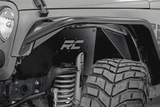 2007-2018 Jeep Wrangler JK Inner Fenders Front | Optional Vertex Shocks - KevinsOffroad.com / Overland-Ready.com