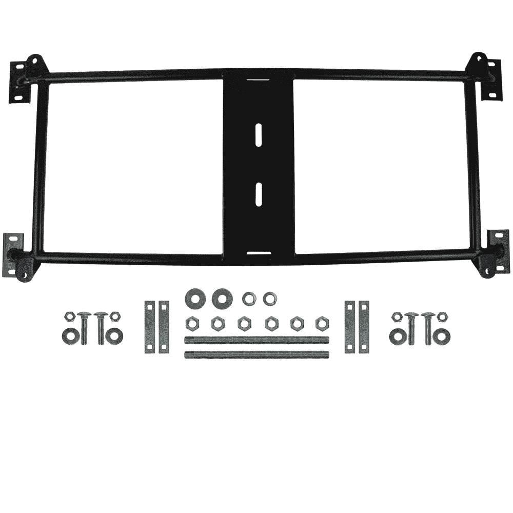 Jeep Grand Cherokee WJ Roof Mounted Tire Carrier