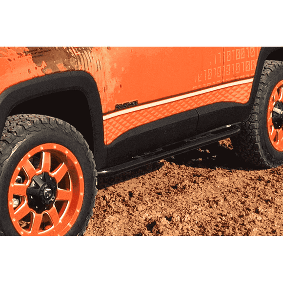 Jeep Renegade Rock Sliders - KevinsOffroad.com / Overland-Ready.com