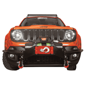 Jeep Renegade Winch Bumper Guards - KevinsOffroad.com / Overland-Ready.com