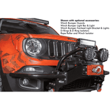 Jeep Renegade Winch BumperBumpers Towing & Recovery - KevinsOffroad.com / Overland-Ready.com