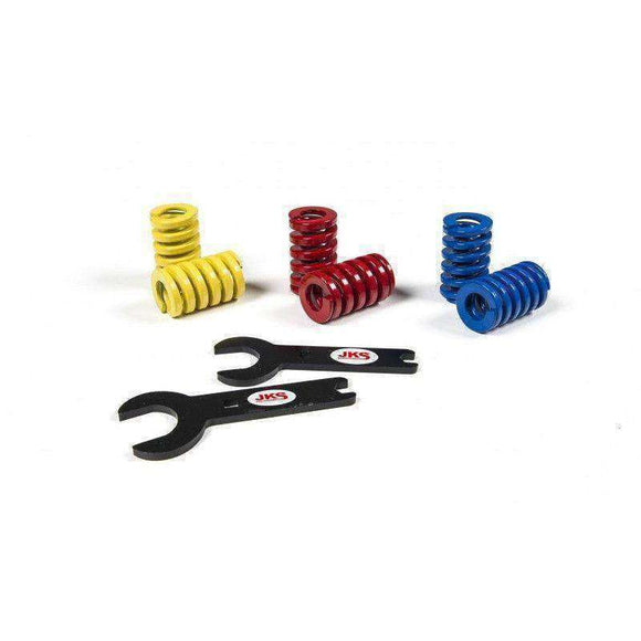 JKS Flex Connect Spring Kit - Road+Trail+Crawl FREE 48-STATE SHIPPING - KevinsOffroad.com / Overland-Ready.com