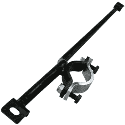 XJ Steering Box Reinforcement Kit - KevinsOffroad.com / Overland-Ready.com