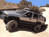 Jeep Grand Cherokee WJ Roof Rack - Safari Style - KevinsOffroad.com / Overland-Ready.com