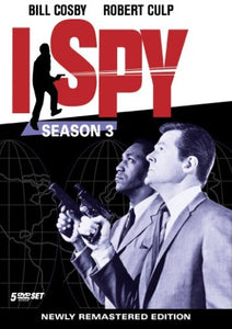 BLU-RAY TITLE:  I Spy - Season 3 <br>ACTORS:  Robert Culp, Bill Cosby