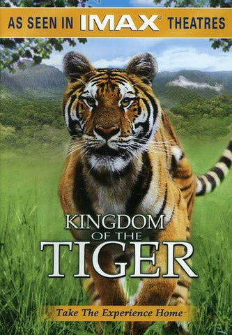 BLU-RAY TITLE:  Kingdom Of The Tiger<br>ACTORS:
