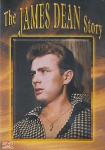 BLU-RAY TITLE:  The James Dean Story: A Biography <br>ACTORS: Martin Gabel